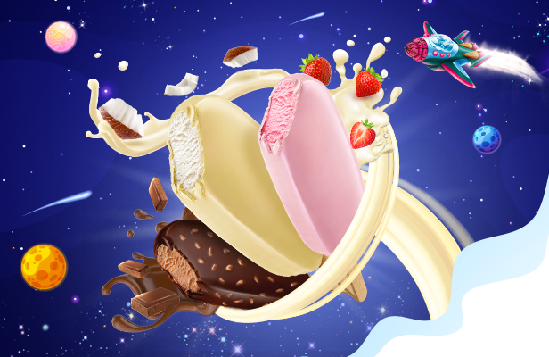 Enjoy 7 amazing flavors and have fun with Nhoc Kem