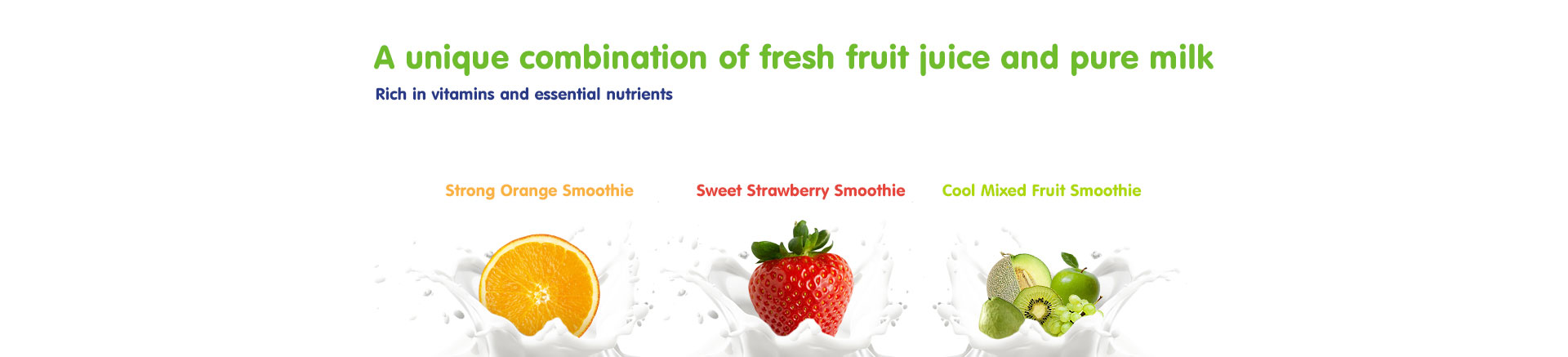 Vfresh Smoothies
