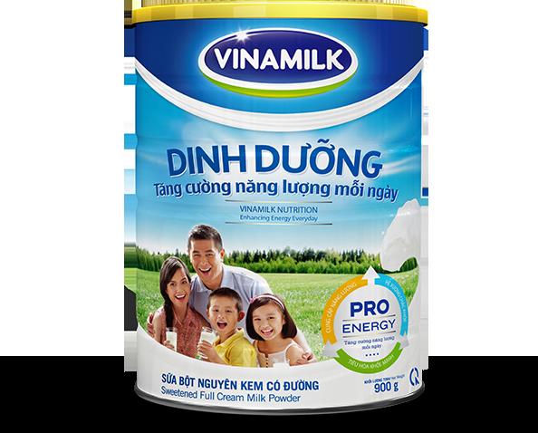Vinamilk <br>Dinh dưỡng