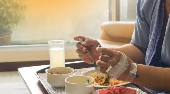 Dinh dưỡng không hợp lý, biến chứng sau phẫu thuật càng nhiều