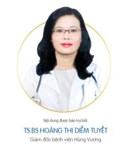 TS.BS Hoàng Thị Diễm Tuyết