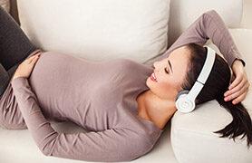 Phương pháp nghe nhạc đúng cách tối ưu phát triển trí não của thai nhi
