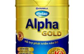 Dielac Alpha Gold được chứng nhận bằng thử nghiệm lâm sàng phù hợp với trẻ em Việt Nam