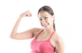 """Bí kíp kiểm soát cân nặng và tips bầu bí vẫn """"xinh tươi"""" cho mẹ."""