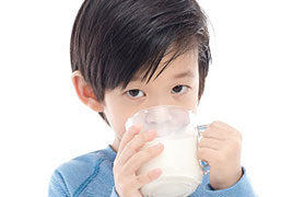 Quy tắc High-end kết hợp sữa giúp bé tăng cân tốt