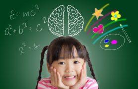 Dưỡng chất tốt giúp bé thông minh ngay từ những năm đầu đời