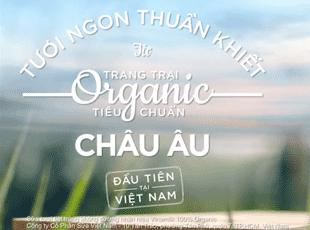TVI Giới thiệu Trang trại Organic